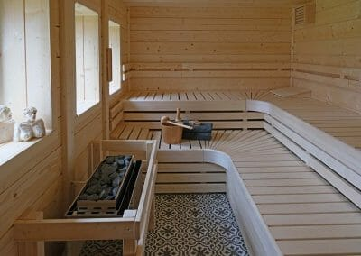 Wellness Sauna Hofstelle 133