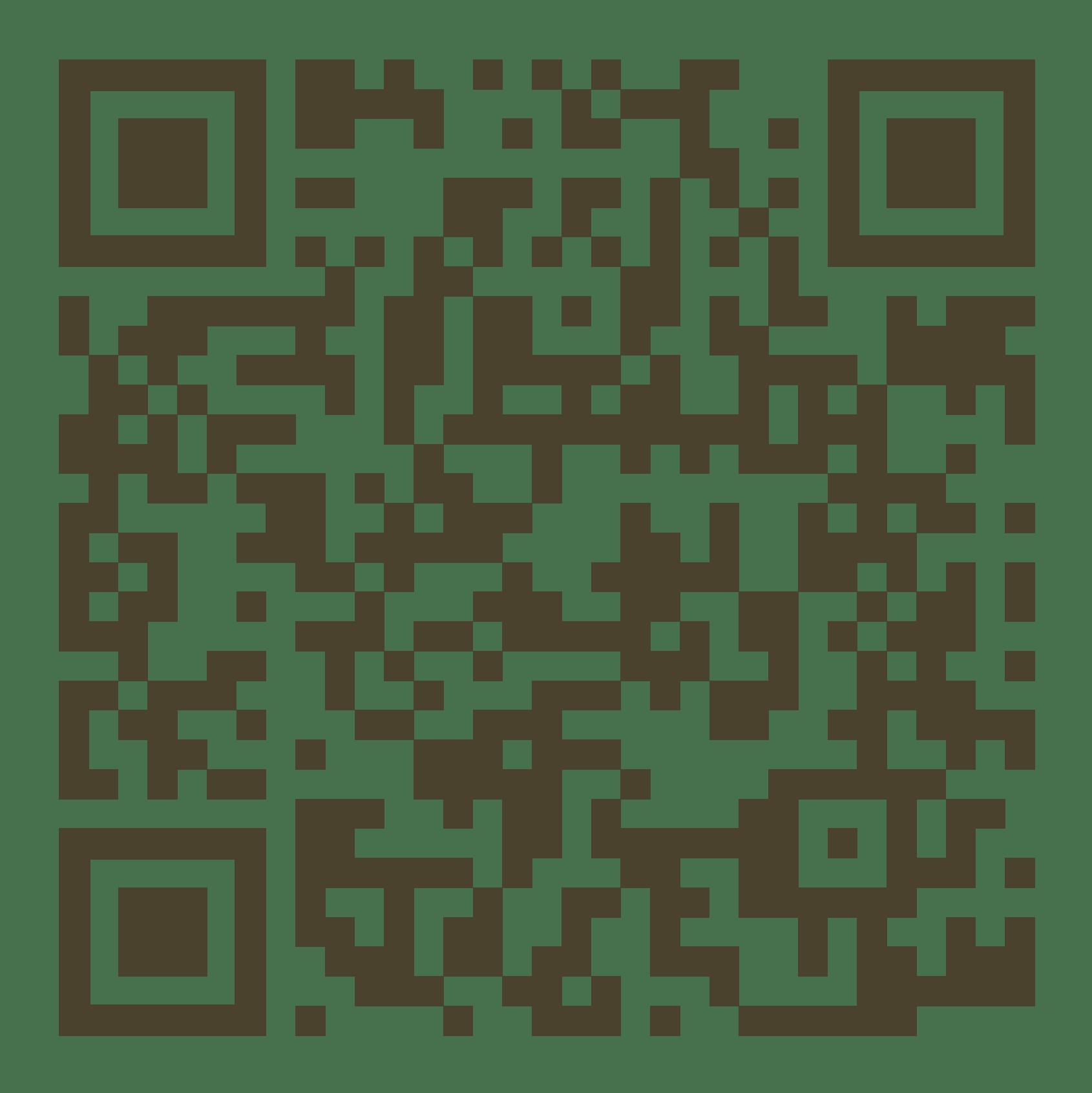 QR-Code Digitale Gästemappe Hofstelle No. 133