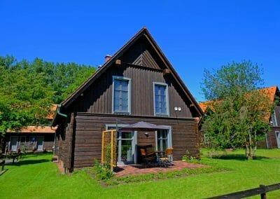 Ferienhaus 3 mit Wiesenblick